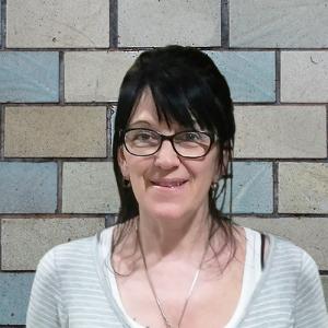 Carole Girard, éducatrice remplaçante