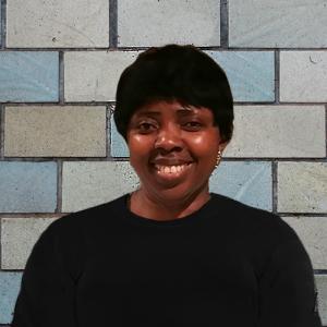 Cécile Towo, éducatrice remplaçante