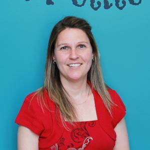 Chantal Michaud, éducatrice titulaire de groupe des Colibris (3-4 ans)