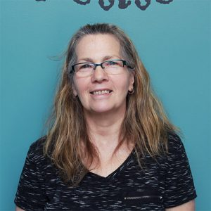 Francine Bherer, éducatrice responsable des rotations