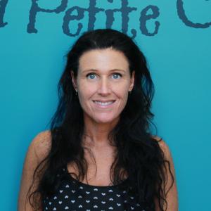 Kathy Sévigny, éducatrice titulaire du groupe des Abeilles (4-5 ans)