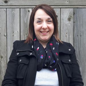 Michelle Boulet, éducatrice titulaire du groupe des Hiboux (4-5 ans)
